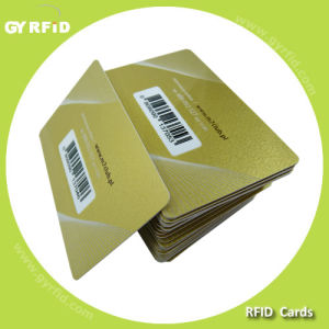 CS Em4100/ Em4102 125kHz RFID Chip Card for RFID Security System (GYRFID) pictures & photos