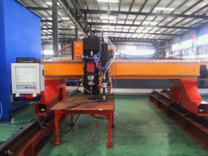 CNC Drilling and Cutting Machine pictures & photos