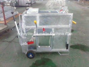 Hot Dipped Galvanised Calf Box pictures & photos