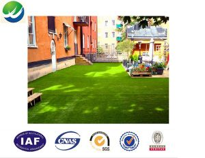 Professional Manufacturer of 4-Tone Artificial Synthetic Grass Turf Lawn for Garden/Yard for Leisure Landscape with 20mm-40mm Pile Hight China pictures & photos