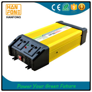 Good Price Power Inverter 1500W Smart Cooling Fan Car Inverter pictures & photos