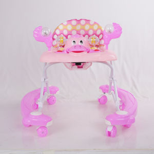 Simple Baby Walker with 8 Swivel Wheels From Manufacturer pictures & photos