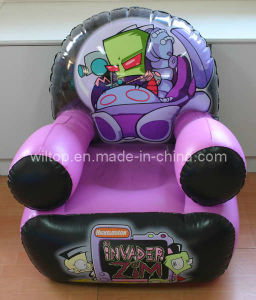 Customized Inflatable Cartoon Chairs (PM167) pictures & photos