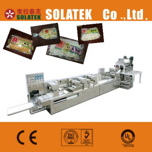 7-Stages Automatic Fresh Noodle Making Machine (SK-7400) pictures & photos
