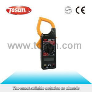 Digital AC DC Current Clamp Meter Multimeter pictures & photos