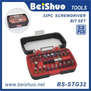 Power Long Handle Screwdriver Bit Set pictures & photos