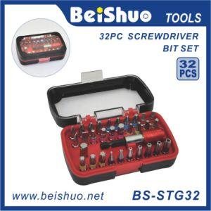 Power Long Handle Screwdriver Bit Set pictures & photos