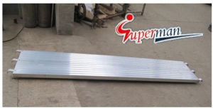 Aluminum Deck for Scaffolding with CE pictures & photos