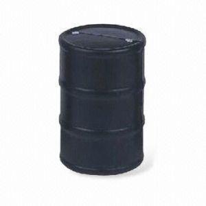 PU Foam Stress Reliever Oil Barrel Shape Toy