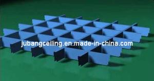Foshan City Ventilation Aluminium Grid Ceiling
