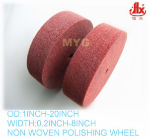 8X2 Inch Metal Finishing Polishing Wheel pictures & photos