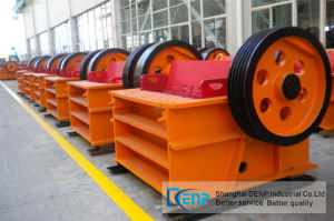 High Efficiency PE500X750 Jaw Crusher pictures & photos