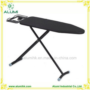 Hotel Silver Foldable Ironing Board with Adjustable Height pictures & photos