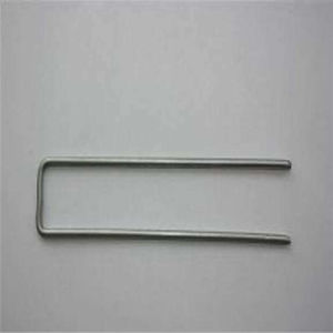 8 Gauge Galvanized U Shaped Nail pictures & photos