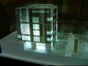 Scale Model Building of Architectural Design Proposal (JW-389) pictures & photos