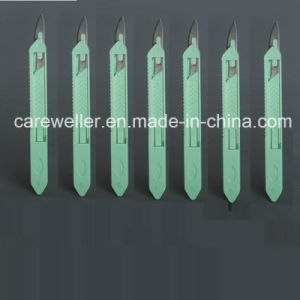Safety Surgical Blade / Safety Surgical Scalpel pictures & photos