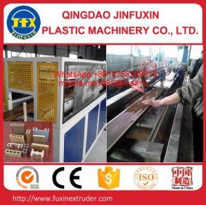 WPC Profile Production Line Machine pictures & photos