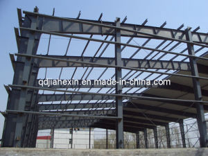 Economic and Fast Steel Structure Building/Workshop/Warehouse/Framework/Painting pictures & photos