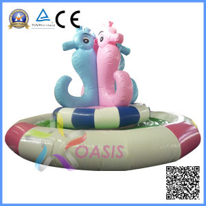 Electric Playground Equipment New 2014 Inflatable Playground pictures & photos