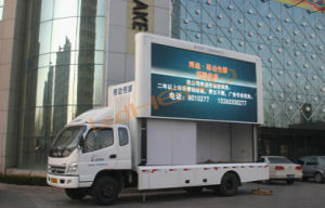 Removable Advertising Trailer LED Display pictures & photos