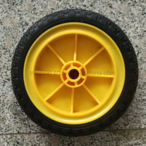 8X2 200X50 PU Foam Flat Free Tire pictures & photos