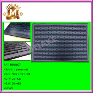 Custom Car Accessory Rubber Floor Mat for Truck (MNK007) pictures & photos