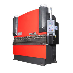 Hydraulic CNC Press Brake for Bending Metal Plate pictures & photos