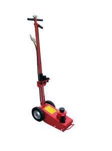 22ton Pneumatic Hydraulic Floorjack with Wheels