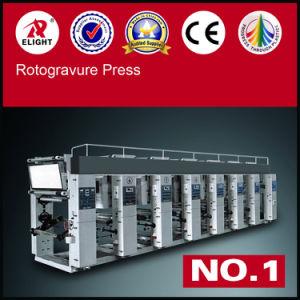 Plastic Film Rotogravure Printing Machine pictures & photos