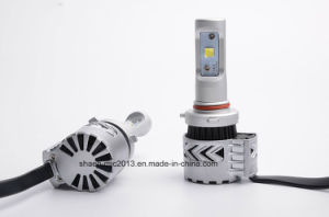 H4 LED Car Headlight 6000lm 6500k All in One pictures & photos