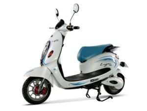 Color Apple Electric Scooter pictures & photos
