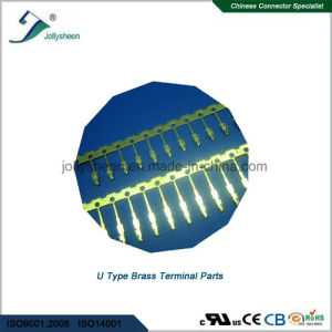 5.08mm Pitch Female Header Single   Row Straight   Type Bottom Entry   H8.9mm pictures & photos