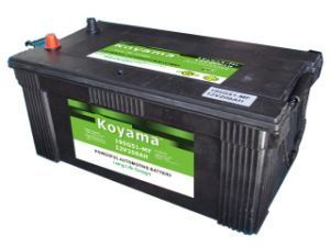 SMF Heavy Duty Truck Battery - N200mf-12V200ah pictures & photos