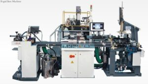Hm-Zd240 Fully Automatic Rigid Paper Box Making Line