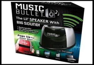 Music Bullet Speaker pictures & photos