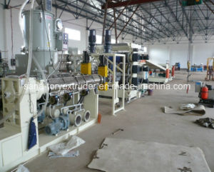 ABS/PS/PC/PMMA Plastic Sheet Extrusion Line pictures & photos
