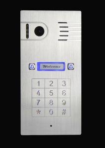 4 Wires Video Intercom Villa System (Out door station PL960C4QP(2)) pictures & photos