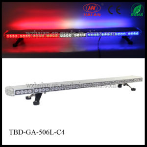 LED Emergency Lightbar in Aluminum Dome pictures & photos