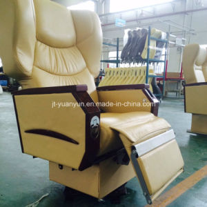 New Passenger Seat with Full Leather Swivel pictures & photos
