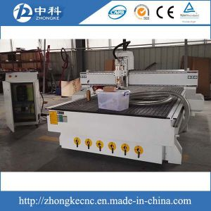 Zk 1325 Model Cabinets Doors Producing CNC Router pictures & photos