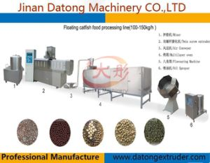 Factory Price Floating Fish Feed Making Equipment pictures & photos
