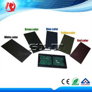Full Color RGB Pixel 10mm Outdoor LED Displays pictures & photos