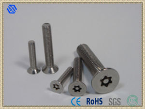 Countersunk Head Torx Screw pictures & photos