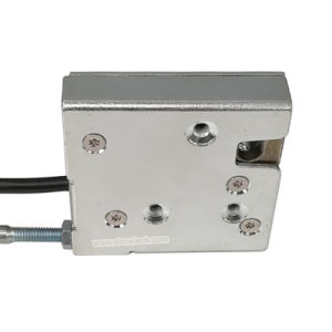 Electronic Rotary Latch for Safe and Vending Machine pictures & photos