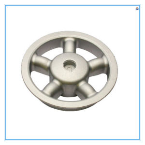 Precision Aluminum Alloy Die Casting by Mechanical Processing pictures & photos
