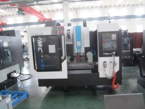 CNC Universal Vertical Machine Center Vmc Machine with Tool Magazine (VMC850) pictures & photos