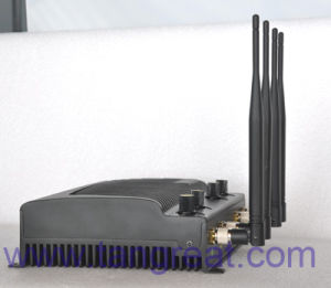 Adjustable Mobile Phone Jammer (TG-4CA)