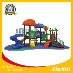 Animal World Series Children Outdoor Playground, Plastic Slide, Amusement Park GS TUV (DW-004) pictures & photos