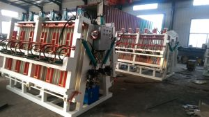 Furniture Manufacturing Wood Board Jointing Machine Jointer/ Composer/ Clamp Carrier with Hydraulic Press pictures & photos