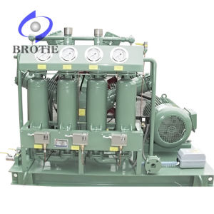 Brotie Totally Oil-Free Sf6 Sulfur Hexafluoride Gas Booster pictures & photos